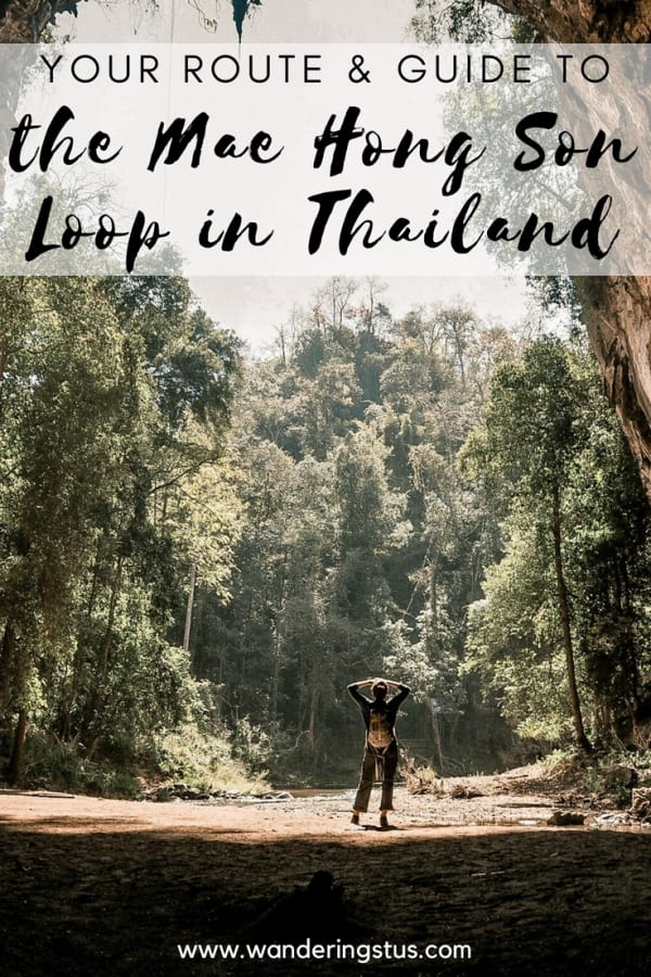 Mae Hong Son Loop Pin