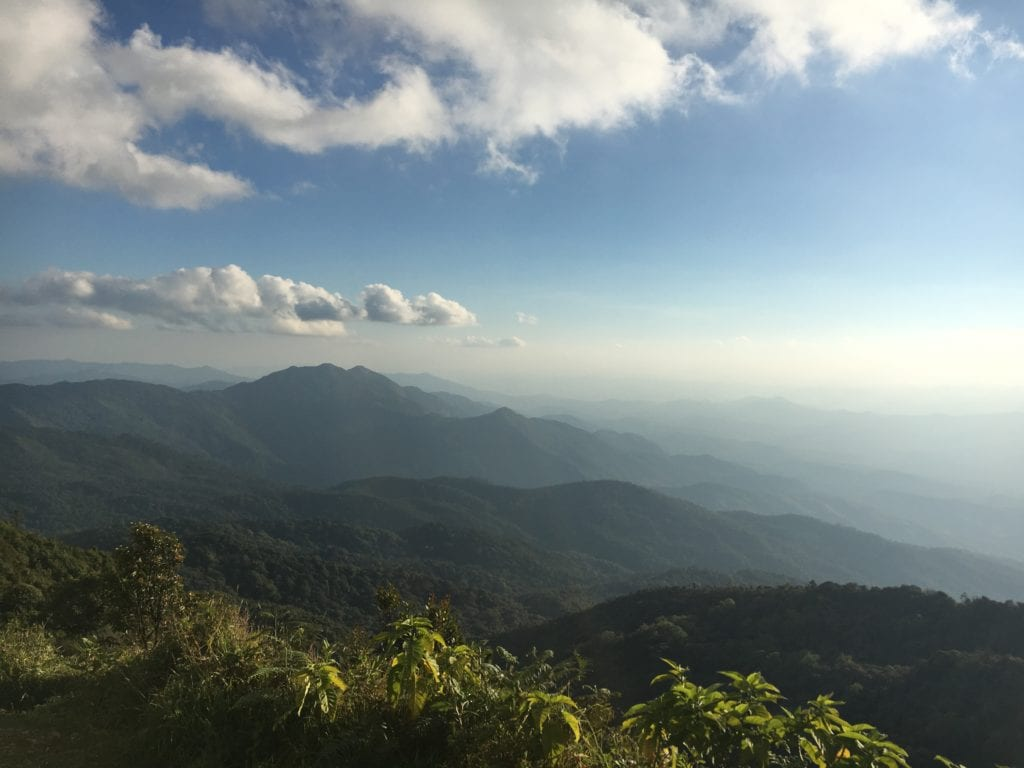 Views on the Mae Hong Son Loop