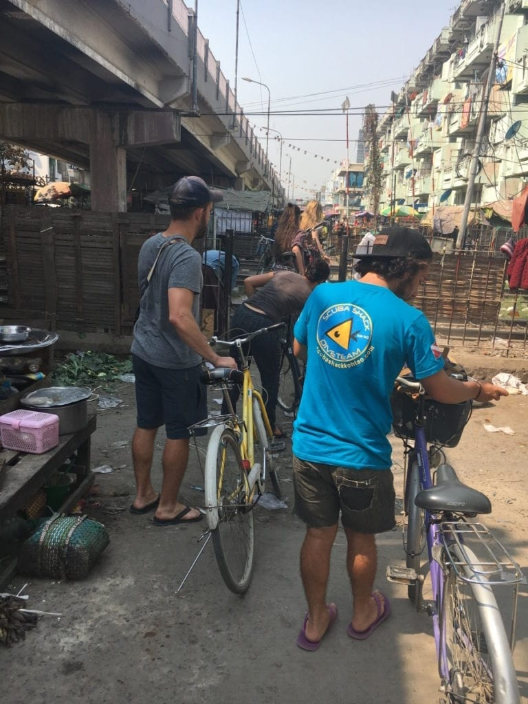 renting bikes in mandalay