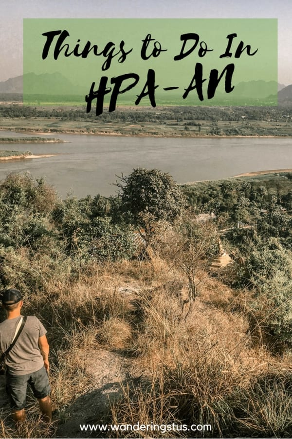 Things To Do in Hpa An Pin
