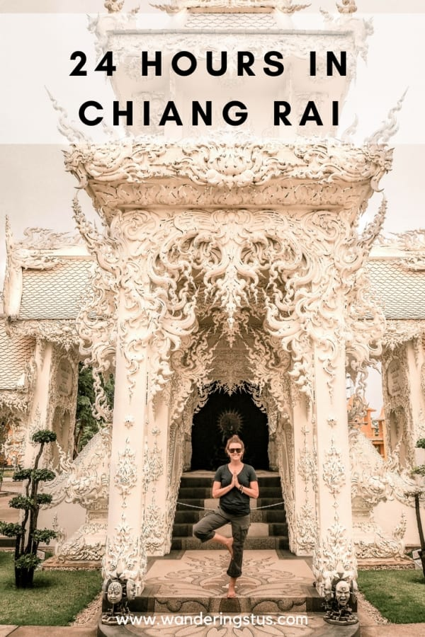 24 hours in Chiang Rai pin