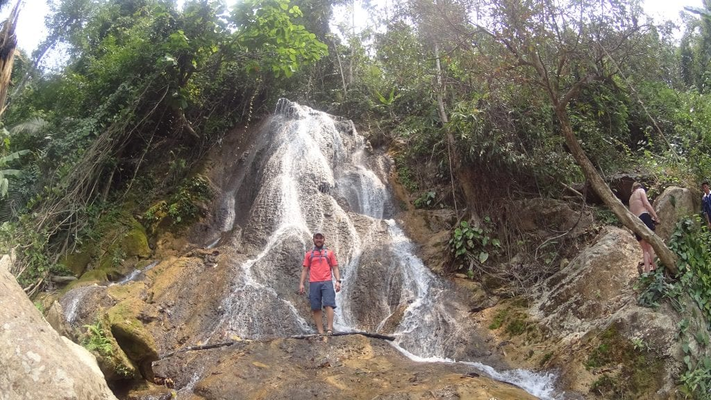 Laos Waterfalls - 100 Waterfall Hike