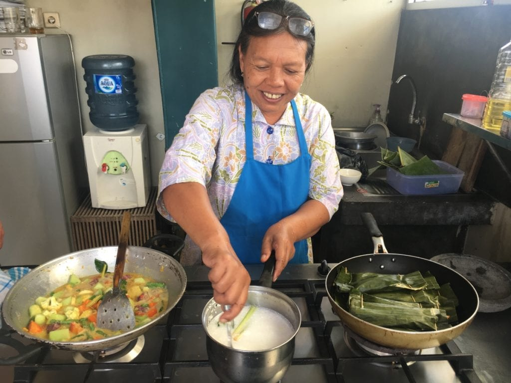 Cooking Class in Yogakarta