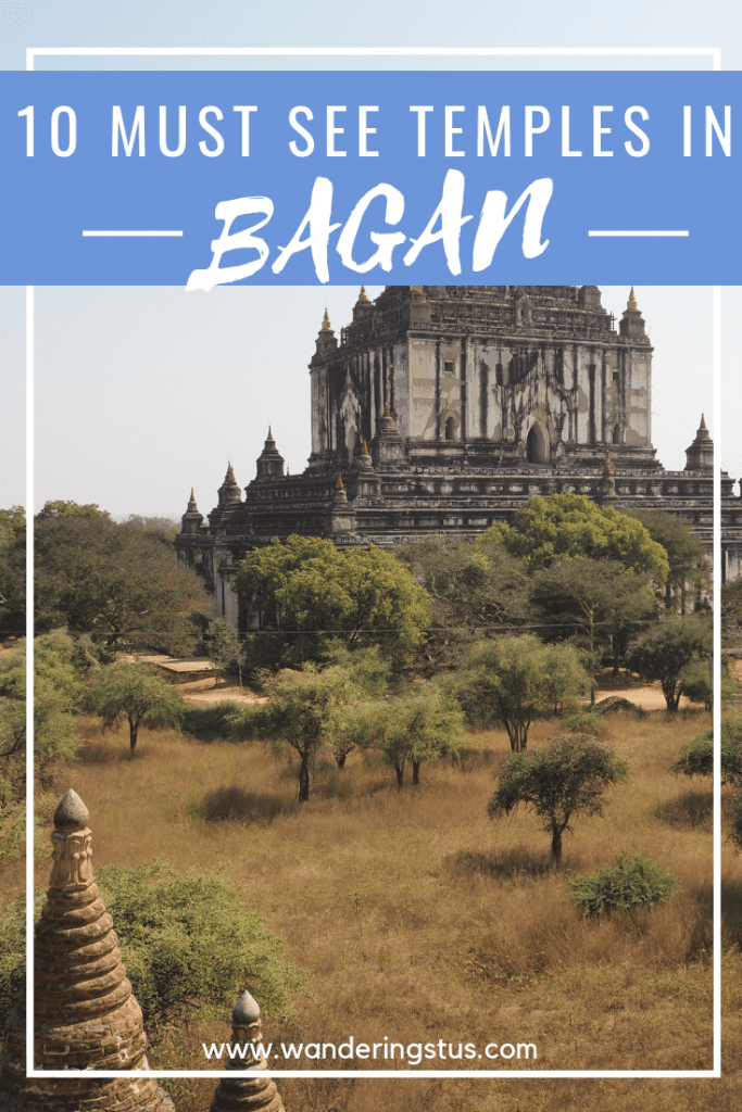 must see temples in bagan pin