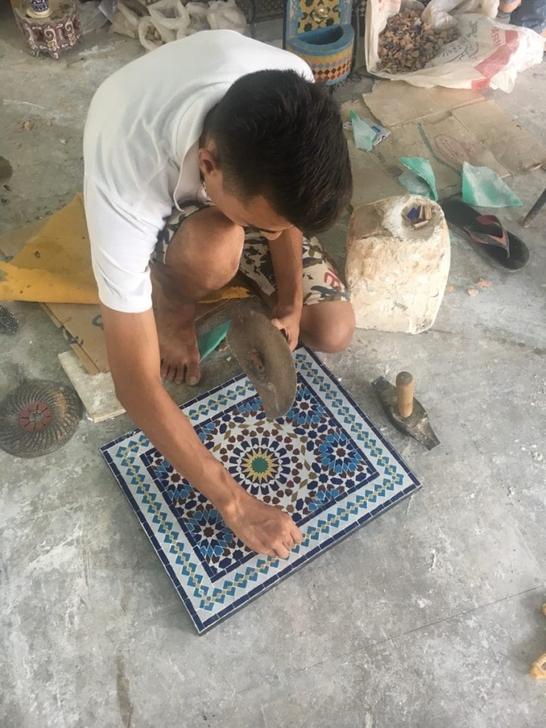 Pottery Cooperative of Fez