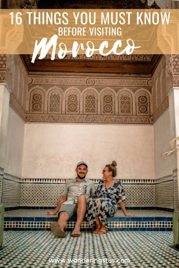 Things To Know Before You Visit Morocco