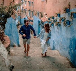 Exploring the beautiful blue city of Chefchaouen