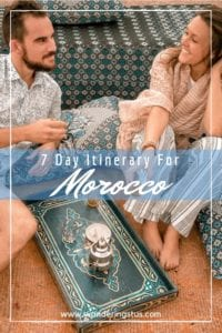 One Week in Morocco - Morocco Itinerary
