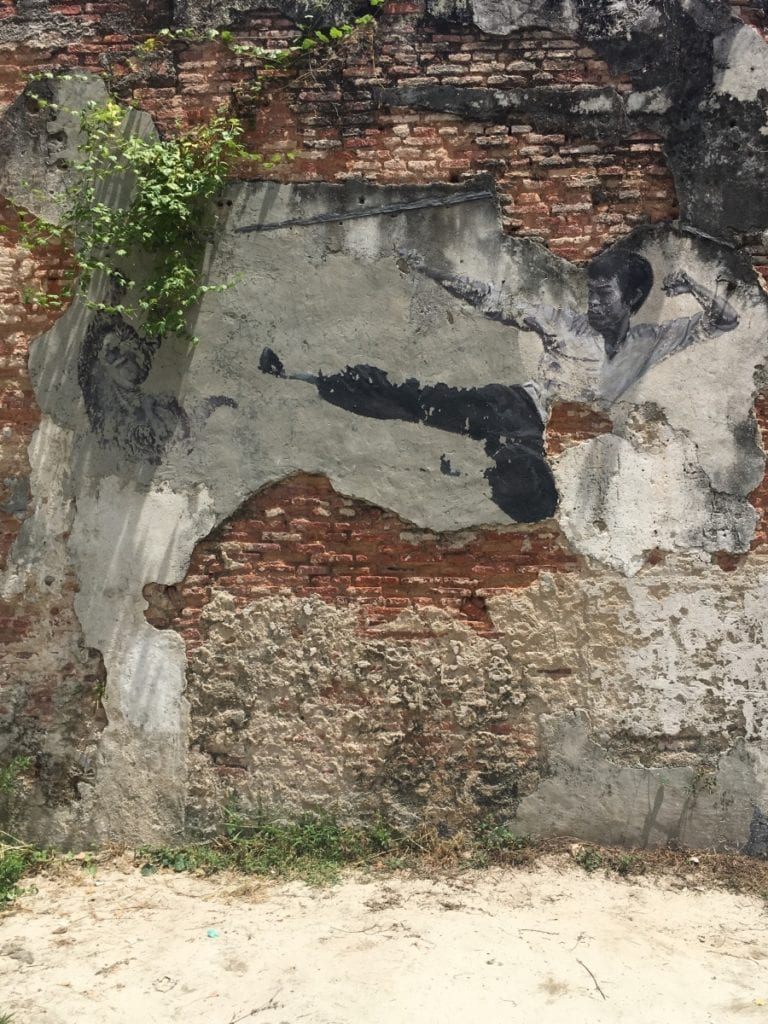 Bruce Lee Street Art Murals Not to Miss in Georgetown, Penang