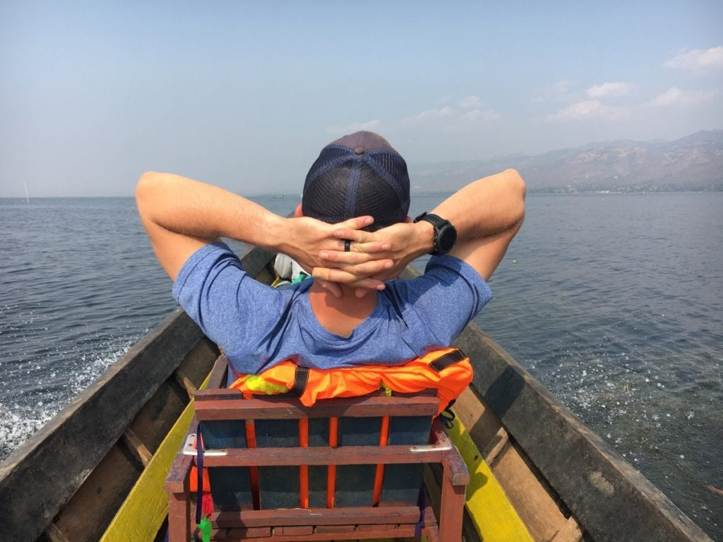 Boat rides on Inle Lake - 3 Week Itinerary To Myanmar