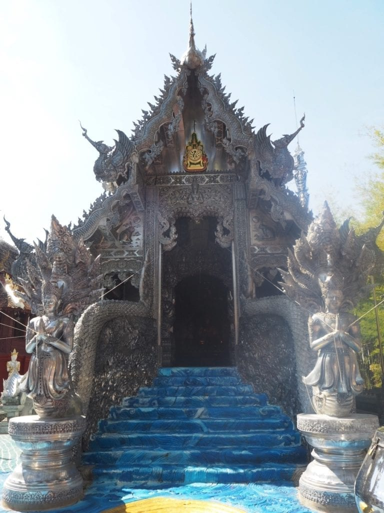 Silver Temple in Chiang Mai