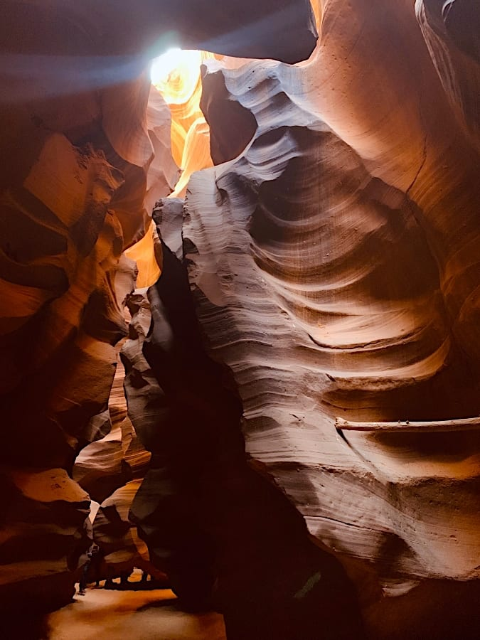 View of Antelope Canyon