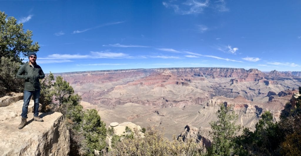 South Rim Grand Canyon Views