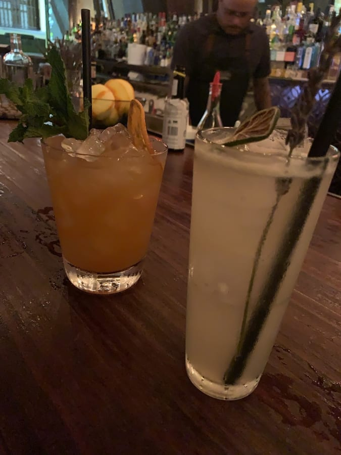 La Factoria San Juan Cocktails