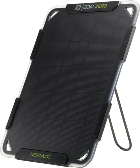 sustainable gift ideas portable solar charger