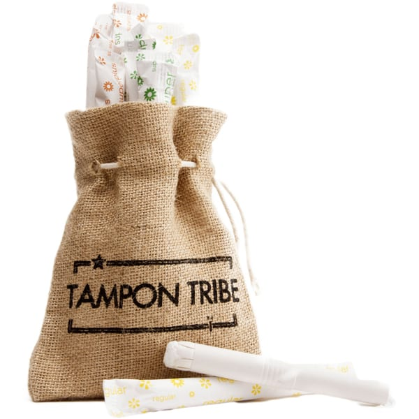 organic and sustainable tampons