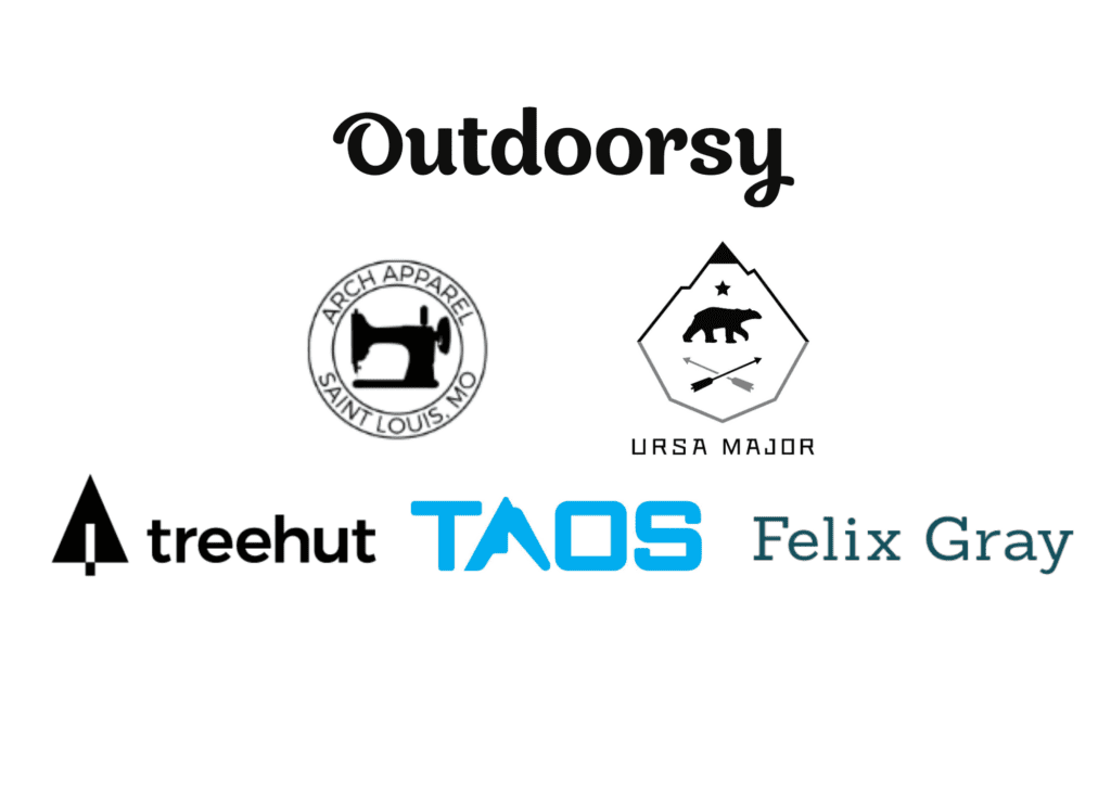 brands we've partnered with