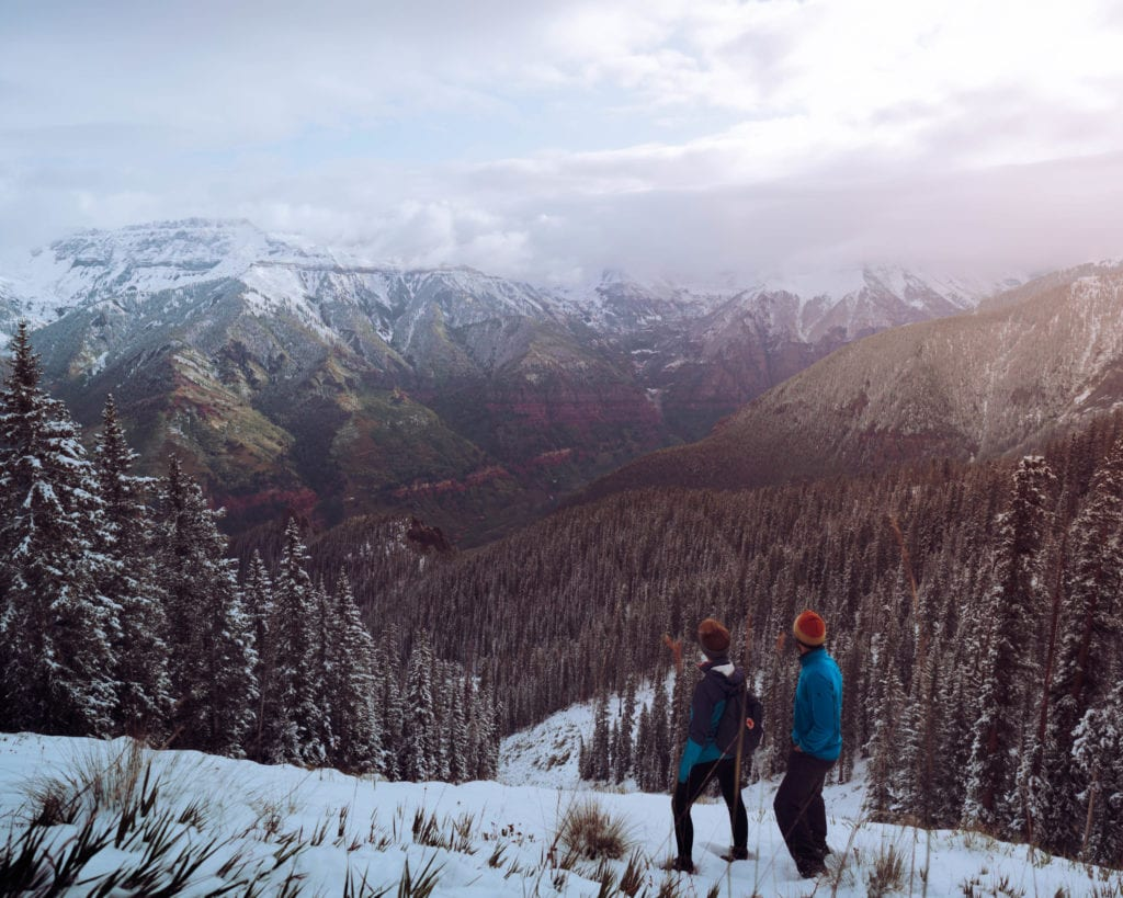 Telluride Hikes the See Forever Trail