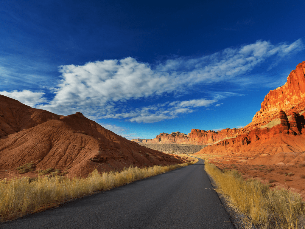 Utah Road Trip Through Capitol Reef