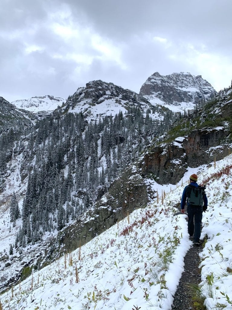 Hiking the Wasatch Connector Trail