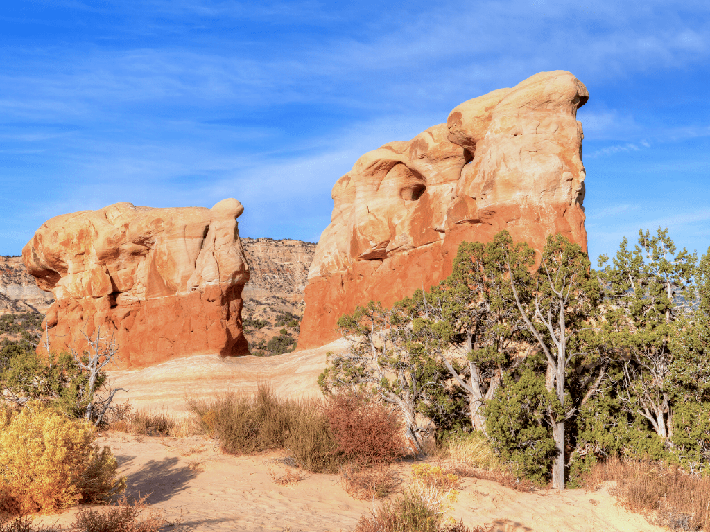 Devils Garden Hike in Escalante on our Utah Road Trip