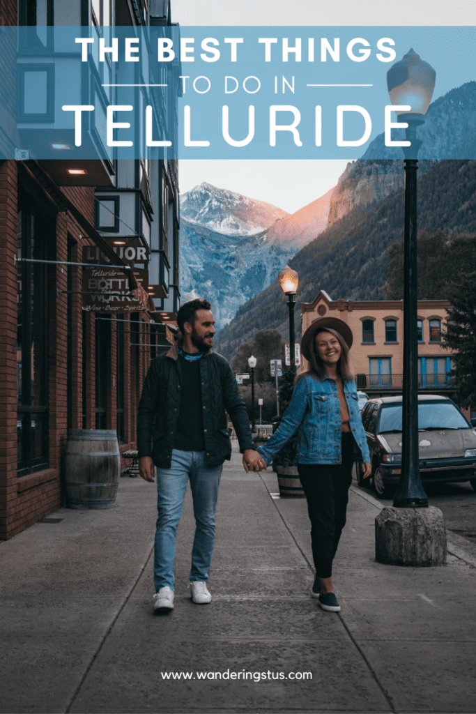 Things To Do In Telluride Pin