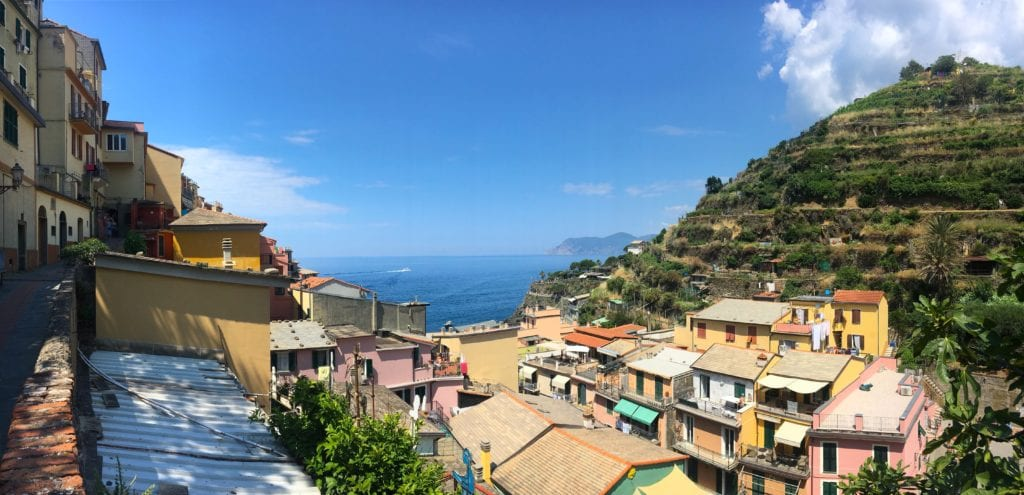 Beautiful Cinque Terre Italy - 10 days in Italy